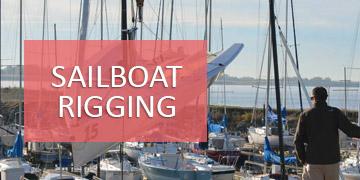 Vela Sailing Supply Sailboat Rigging