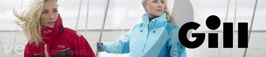 Gill Women Foul Weather Sailing Gear