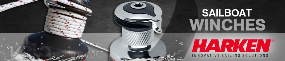 Harken Sailboat Winches