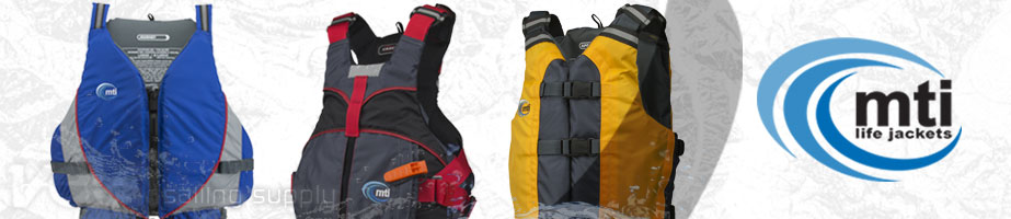 MTI Sailing USCG Approved Life Jackets