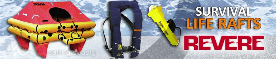 Revere Survival Liferafts